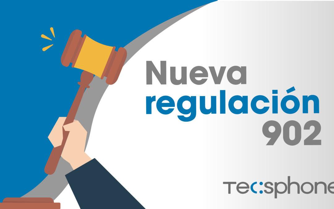 Nueva regulacion 902