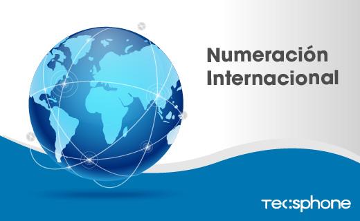 Numeración Internacional