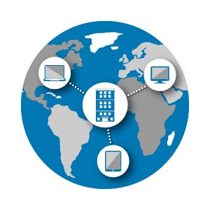 Servicios internet empresas Ethernet