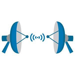 Servicios internet empresas Radio enlace