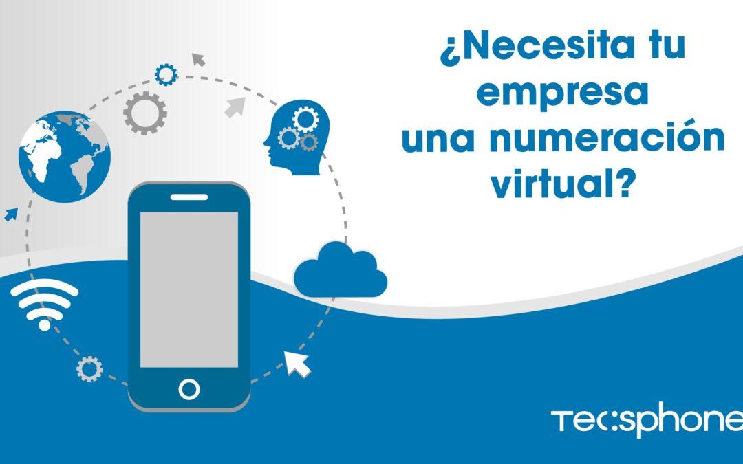 Necesita tu empresa una numeración virtual
