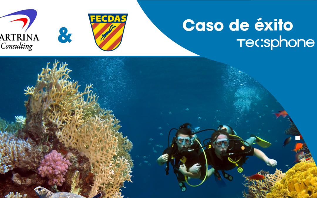 TECSPHONE CASO ÉXITO BARTRINA & FEDCAS